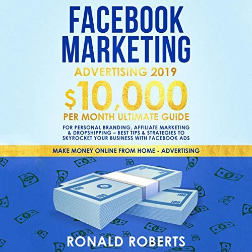Facebook Marketing Advertising 2019 cover art