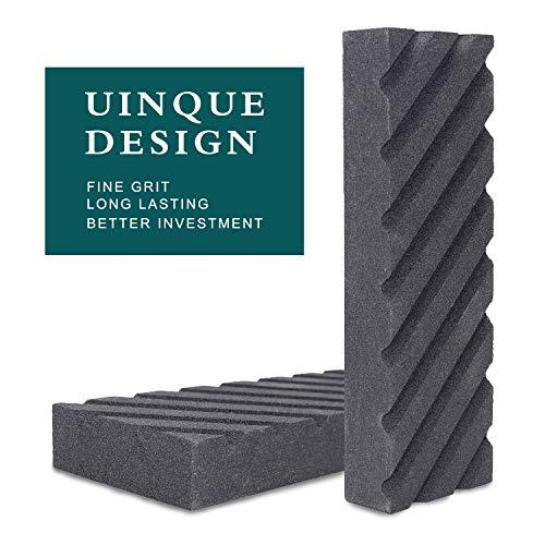 Large Coarse Flattening Stone - Toamty Flattener Fixer Sharpener for Waterstones
