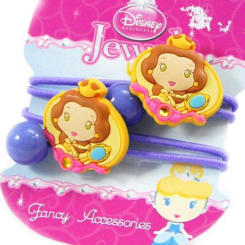 Princess Jewels [H7307] - Paire d'élastiques 'Princess Jewels' lavande