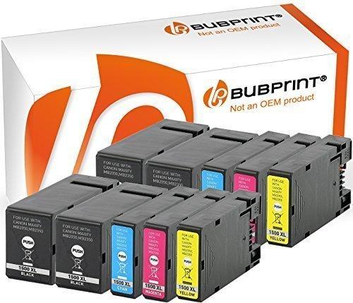 bubprint stampante cartucce compatibili per Canon PGI-5201500 Set da 10