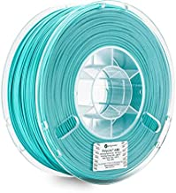 Polymaker PolyLite 3D Printer Filament, ABS Filament, 1.75mm Filament, 2.2lb(1Kg) Polymaker Teal Filament [Random Outer Pa...
