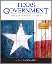 Best texas government policy and politics 12th edition Reviews