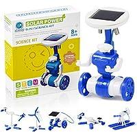 Ciro Solar Robot Science Kit Educational Toys