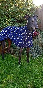 Édition limitée chaud manteau pour lévrier Whippet de chien et maison en plusieurs tailles