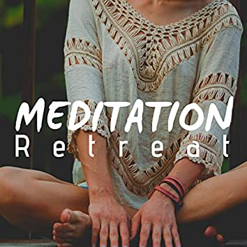 Meditation Retreat - Inner Zen Energy Spiritual Music for Peaceful Thoughts and Tranquility