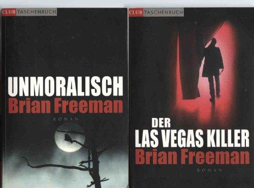 Der Las Vegas Killer + Unmoralisch (2 Bände im Set!) (Best of!)