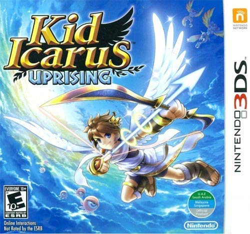 3DS Kid Icarus Uprising - World ...