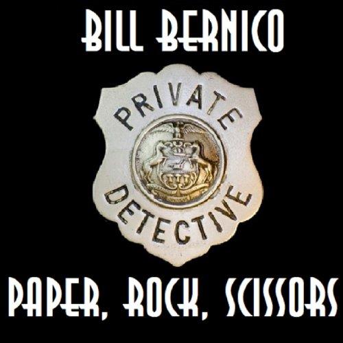 Paper, Rock, Scissors audiobook cover art