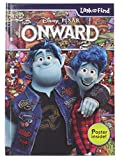 Disney Pixar Onward - Look and Find Activity Book with Bonus Poster - PI Kids