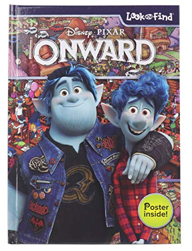 Disney-Pixar Onward