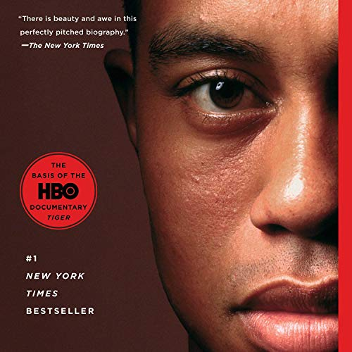 Tiger Woods cover art