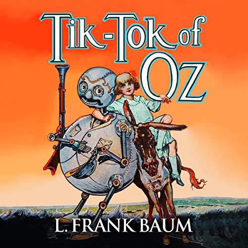 Tik-Tok of Oz  By  cover art
