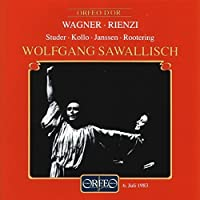 Rienzi by RICHARD WAGNER (1995-09-19)