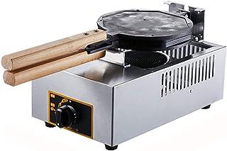 1300W Belgisk Äggvaffelmakare Hong Kong Bubble Waffle Machine Crepe Donut Pancake Maker Electric