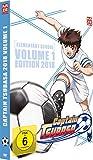 Captain Tsubasa 2018 - Vol.1 - [DVD] [Alemania]