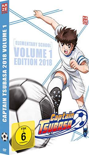 Captain Tsubasa - Vol. 1 (2 DVDs)