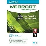 Webroot SecureAnywhere Antivirus - 1-Year / 3-Device