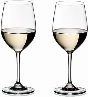 [正規品] RIEDEL リーデル 白ワイン グラス ペアセット ヴィノム ヴィオニエ/シャルドネ 350ml 6416/05