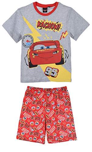 Cars Jungen Kurz Pyjama Schlafanzug
