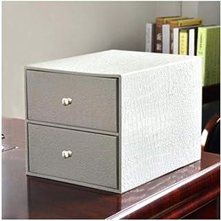Armoires de bureau plat en maille pour magazines et magazines en cuir de bureau de classement, organiseur de rangement, ar...
