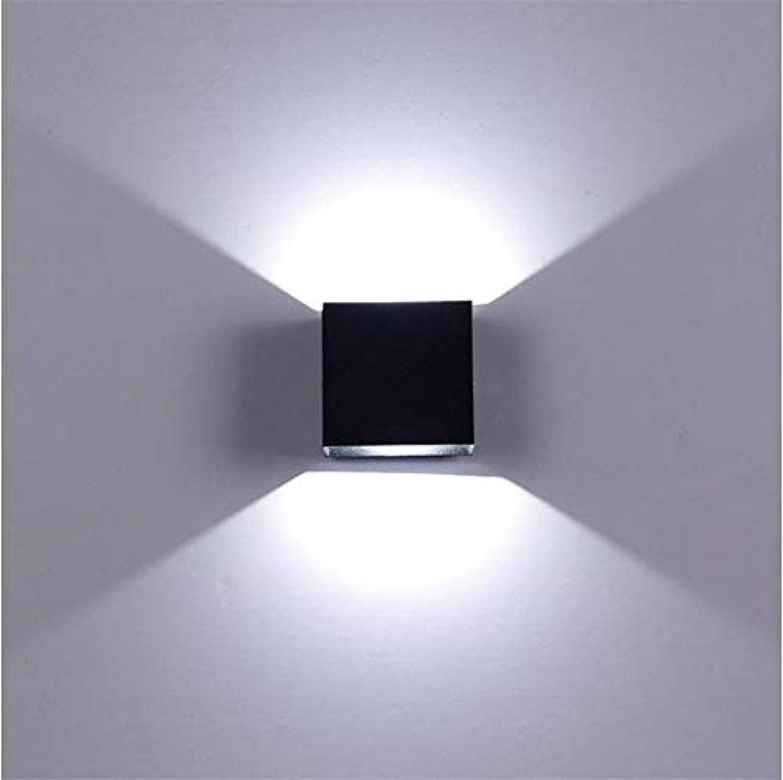 LED Aluminium Wandleuchte Rail Project Square LED Wandleuchte Bedside Room Bedroom Wandleuchten Arts