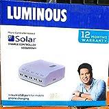 Luminous 20A Solar Charge Controller (Multicolour)