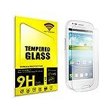 cogac Protector DE Pantalla Compatible para Samsung Galaxy S3 Mini I8190 0.2mm Cristal Vidrio Templado