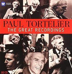 Paul Tortelier : The Great EMI Recordings (Coffret 20 CD)