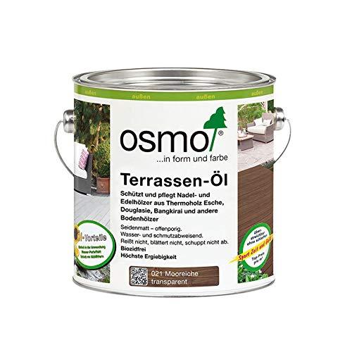Osmo Terrassen-Öl Mooreiche 2,50 l - 11500156