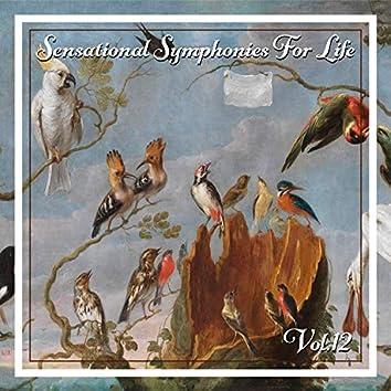 Sensational Symphonies For Life, Vol. 12 - Bruckner: Symphonie No. 1, Orgelwerke