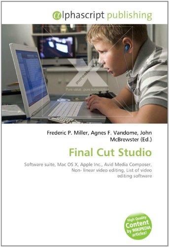 Final Cut Studio
