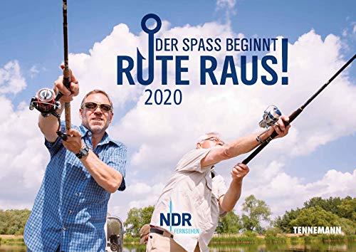 Rute raus, der Spaß beginnt 2020: Monatskalender mit Momentaufnahmen aus der NDR-Serie