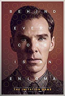 Movie Posters The Imitation Game - 27 x 40