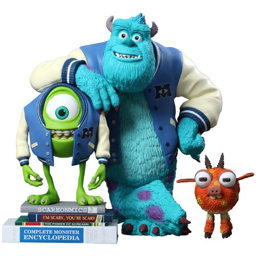 Movie Masterpiece [VINYL] 'Monsters University' Mike & Sally & Archie (Deluxe Edition) (japan import)