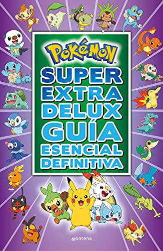 Pokémon Súper Extra Delux Guía...