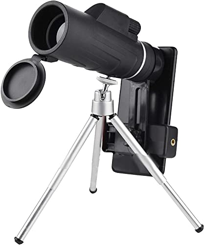 discount OPTIMISTIC online 10x42 Monocular Telescope with Tripod online sale and Phone Holder, High Definition Monocular Telescope Antislip & Waterproof Monocular, Low Night Vision,BAK4 Prism for Wildlife Bird Watching Hunting outlet sale