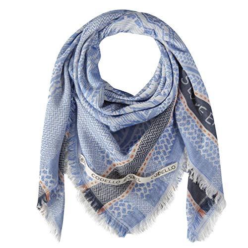 CODELLO Damen XL-Tuch mit Ethno-Muster