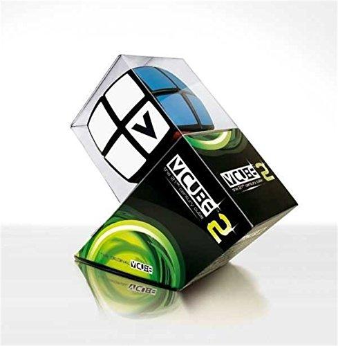 Verdes Innovation - VCB-22P-000 - Cube Officiel des Championnats de France de Speed Cubing - Blanc
