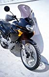 Parabrisas Alto XLV 650 TRANSALP 2000/2007 Ermax ahumado