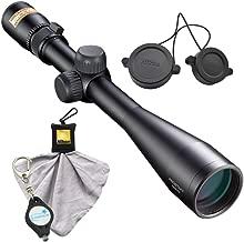 Nikon Prostaff Rimfire II 4-12X40 Rifle Scope BDC 150, Matte Bundle with a Cleaning Cloth and Lumintrail Keychain Light