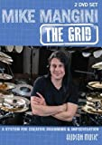 Mike Mangini: The Grid - A System For Creative Drumming & Improvisation [Reino Unido] [DVD]