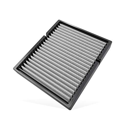 K&N Premium Cabin Air Filter: High Performance, Washable, Clean Airflow to your Cabin: Designed For Select 2015-2020 Toyota/Subaru/Lexus/Mazda Vehicle Models, VF2054