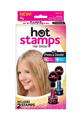 Hot Stamps Hearts and Stars by ALLSTAR PRODUCTS GROUP