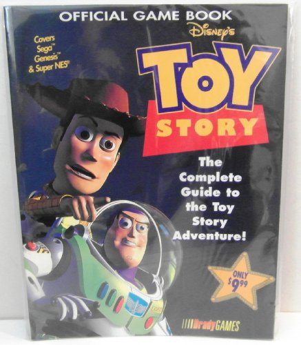 """""""Toy Story"""" Official Game Book (Official Strategy Guides)"""