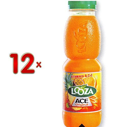 Looza ACE Original PET 12 x 330 ml Flasche (ACE-Saft)