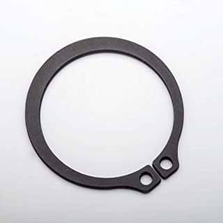 M180 Spring Steel Metric Phosphate Coated 4 pcs DIN 472 Internal Retaining Rings