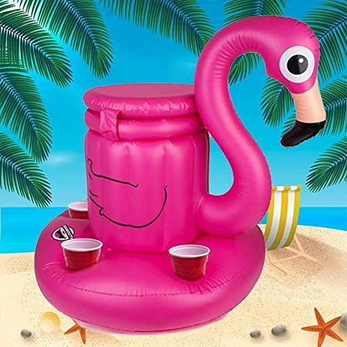 Big Mouth Inc. 0188561000261 Flamingo Cooler - Portavasos