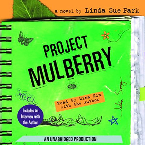 Project Mulberry audiobook cover art