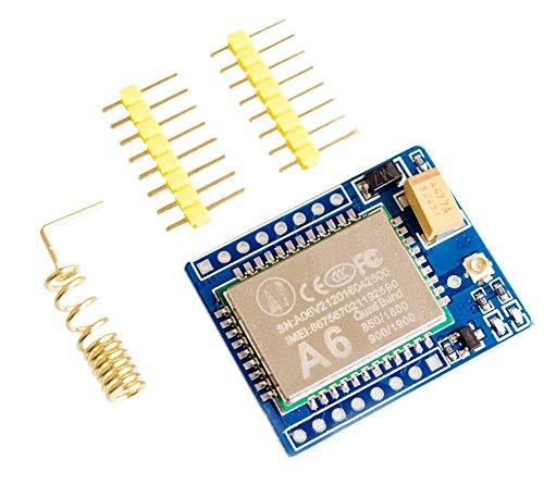 Kentop sim800l gsm GPRS Módulo con Antena para Arduino