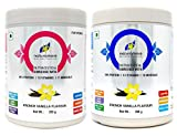 Exclusive protein blend of 5 dietary sources: (Whey Protein + Rice Protein + Pea Protein + Soya Protein + Milk Protein) This exclusive blend of proteins ensures rich supply of Essential Amino Acids (EAA€™s) required for the daily needs of women. Prot...